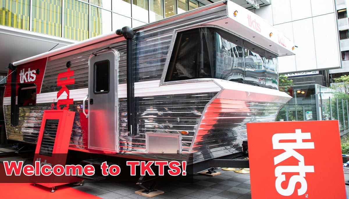 Welcome to TKTS!